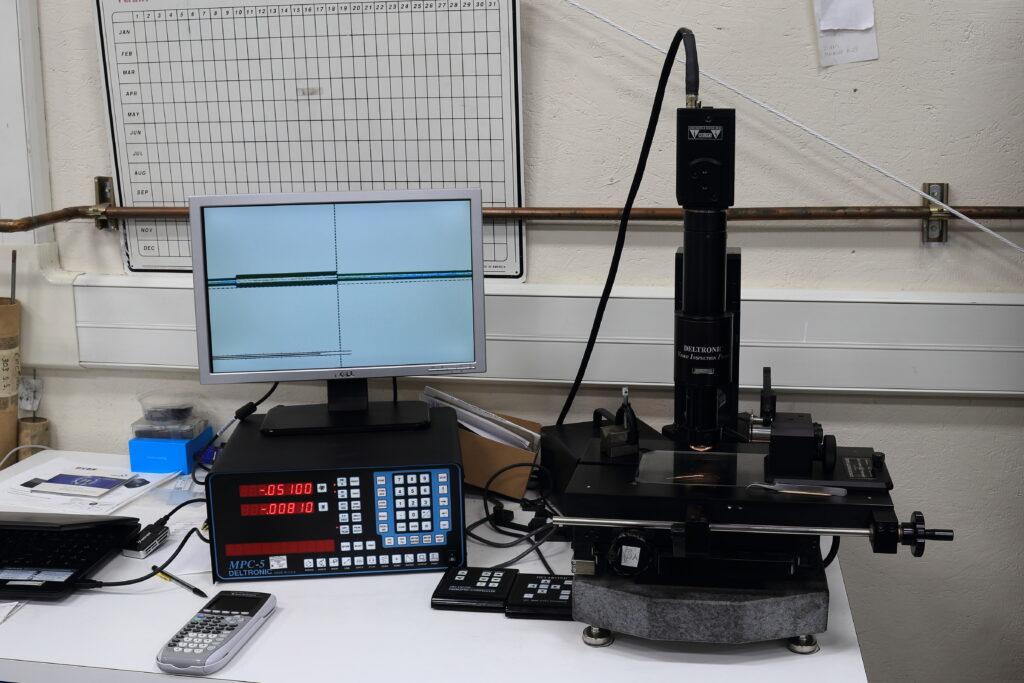 Deltronics Video Comparator